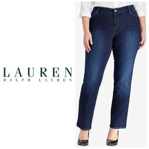 Lauren Ralph Lauren Premier Straight Leg Jeans 👖